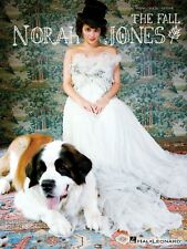 NORAH JONES THE FALL PIANO VOCAL SHEET MUSIC SONG BOOK