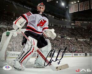 Cory Schneider autographed signed 8x10 photo NHL New Jersey Devils PSA COA