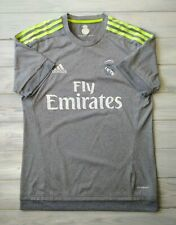 Real Madrid jersey S 2015 2016 away shirt Aa2219 soccer football soccer Adidas