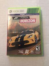 Forza Horizon Microsoft Xbox 360 Video Game Racing