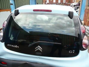 citroen c1 tail gate glass  2014  breaking spares