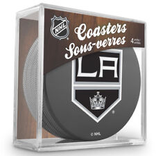 Official National Hockey League Licensed Los Angeles Kings Coaster Set