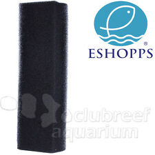 "Large Foam Block Wet-Dry/Sump Filter Sponge Rectangle 13"" x 4"" x 2.25"" Eshopps"