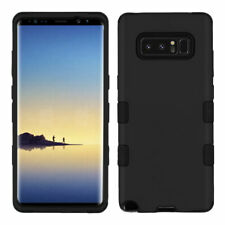 Samsung Galaxy Note 8 Hybrid Shockproof Protective Rubber Hard Phone Case Cover