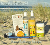 Dreadlocks Starter Kit - Create & maintain dreads! The must have products & tool