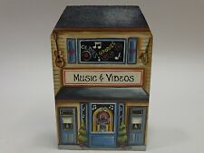 Brandywine Woodcrafts Houses and Shops Music and Videos Wood Shelf Sitter