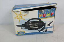 INTEX High Volume Quick-Fill Electric Air Pump Model AP627