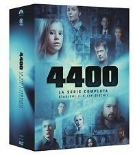 Dvd 4400: Serie Completa - Boxset Stagioni 1-4 (14 DVD)  ......NUOVO