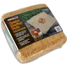 Moisture Absorbing Aspen Shavings Excelsior Pads Liners For Chicken Nesting Box