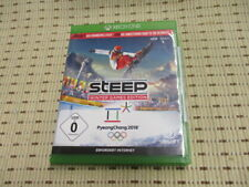 Steep Winter Games Edition für Xbox One XboxOne *OVP*