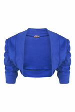 Vêtements bleus pour fille de 2 à 16 ans en 100% coton, 5 - 6 ans