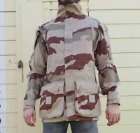 Veste félins T4 (S1) nouvelle génération, camouflage sable, armée française