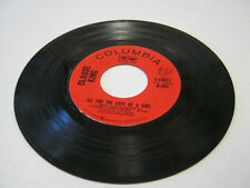 Claude King I Remember Johnny/All For The Love 45 RPM