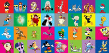 COOL -  Classic cartoon characters EPS  Vector Clipart  vinyl cutter plotter CD