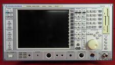Rohde Amp Schwarz Fsiq7 Spectrum Analyzer 20 Hz To 7 Ghz