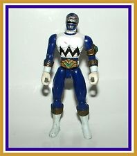 Power Rangers Lost Galaxy _ Blue (Capsular Cycle) Ranger
