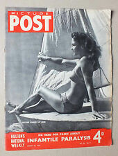 ANCIEN MAGAZINE - PICTURE POST - N° 8 VOL. 36 - 23 AOUT 1947 *