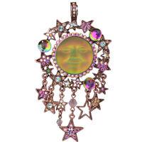 Kirks Folly Starlight Glass Seaview Moon Magic Magnetic Enhancer (Antq Rosetone)