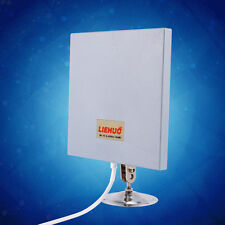 Antenna Panel Directional WiFi/ Router Flat In/ Outdoor 2.4GHz 14dBi Free Ship