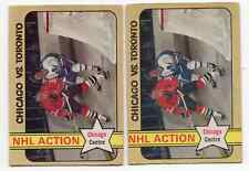 1X STAN MIKITA NHL ACTION 1972 73 O Pee Chee #156 VG Lots Available Blackhawks