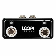 Orange Amp Mini Dual Single Channel Footswitch - FS-2 Replacement - Loopi Pedals