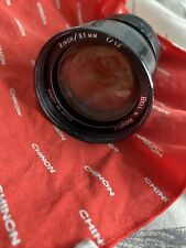 Film Projector Lens for 16mm  Original Bell & Howell 2 Inch 51mm F/1.2