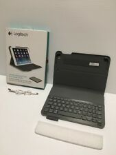 Logitech Ultrathin Keyboard Folio for iPad Mini 1/2/3- Grey tiny crack