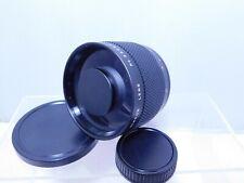 Ohnar 300mm Mirror Lens f5.6 ~ M42 Pentax Fit
