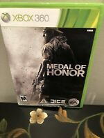 Medal of Honor -- Limited Edition (Microsoft Xbox 360, 2010) With Manual B-2