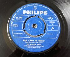 "The Walker Bros - Make It Easy On Yourself - Philips UK 45 7"" Single"