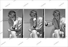 Richard Butler Psychedelic Furs/Love Spit ORIGINAL 3-FRAME 1981 PHOTO SEQUENCE