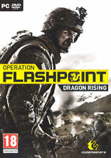 Operation Flashpoint - Dragon Rising PC IT IMPORT CODEMASTERS