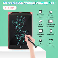 8.5'' Electronic Digital LCD Writing Pad Tablet Drawing Graphics Board Notepad