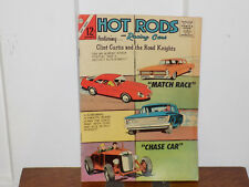 Hot Rods and Racing Cars Comic Book Vol 1 No 66