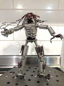 PREDATOR Wired Metal Sculpture