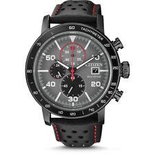 NEW Citizen Brycen Men's Chronograph Eco Drive Watch - CA0645-15H
