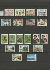 GB QEII 1981 8 Complete Sets MUH