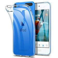 Fits Ipod Touch 6 6th Gen Pro Gel Case Clear Cover TPU Soft Shock Absorption