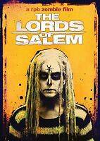 The Lords of Salem DVD Movie Horror Nightmare Rob Zombie New Free Shipping