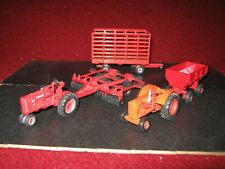 Ertl Diecast Farm Tractors and Farm Wagons / Implements