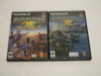 Socom and Socom 2  for Ps2  in Very Good  Condtion  With Manuals Free Shipping