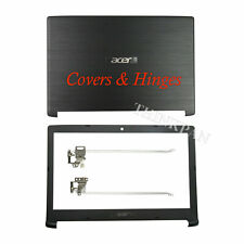 New Acer Aspire 5 A515-51 A515-51G Lcd Back Cover & Front Bezel + Hinges A++ US