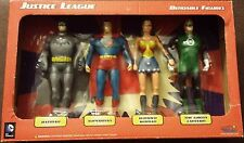 Justice League Bendable Figures Batman Superman Wonder Woman The Green Lantern