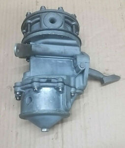 Willys M38 & M38A1 jeeps AC fuel pump repaired nicely.Priming handle too.Grab it