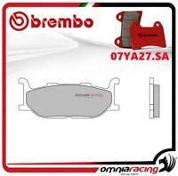 Brembo SA pastillas freno sinter fre Yamaha XVS650 Dragstar classic 1997>1998
