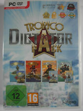 Tropico Dictator Pack Teil 1, 2, 3 + 4 + Add Ons - Diktator Simulation, Karibik