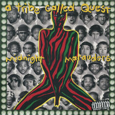 A Tribe Called Quest - Midnight Marauders LP - Vinyl Album SEALED NEW Record
