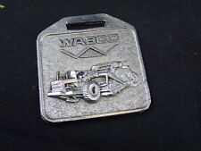 WABCO Bulldozer Equipment Advertising Watch Fob Key Fob Columbus Ohio
