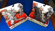 Final Wars Godzilla & Millennium Mechagodzilla 12-Inch Set of 2 Vinyl Figures