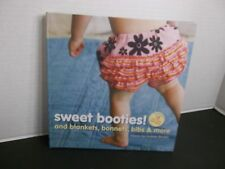 Sweet Booties!  blankets, bonnets, bibs and more by Valerie Van Arsdale Shrader